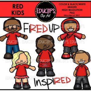 red kids