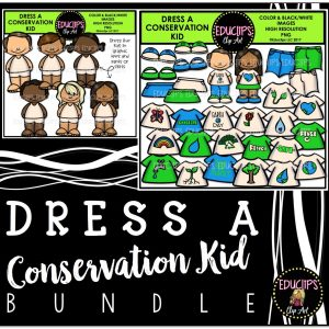 Dress A Conservation Kid