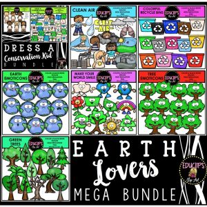 Earth Lovers Mega Bundle