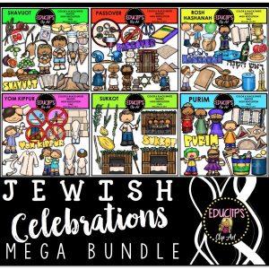 Jewish Celebrations Mega Bundle