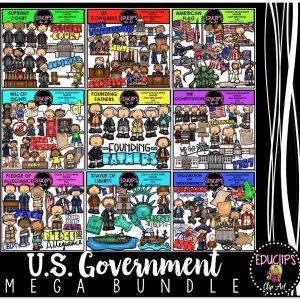 US Government mega bundle