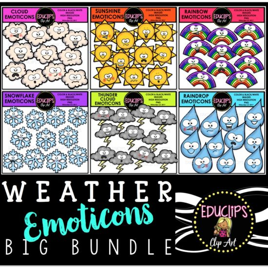 Weather Emoticons