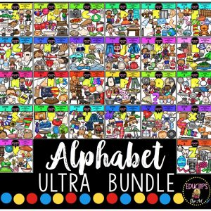 Alphabet Ultra Bundle.