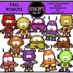 Fall Robots