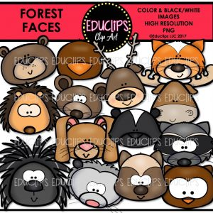 Forest Faces