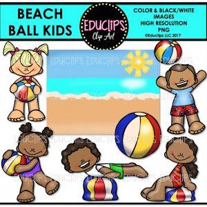 Beach Ball Kids