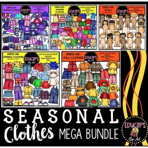 Seasonal Clothes Mega Bundle