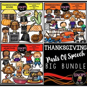Thanksgiving Parts Of Speech